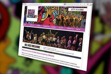 Carlisle Dance Academy Website