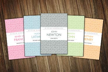 Bitesize Biographies Book Series Design