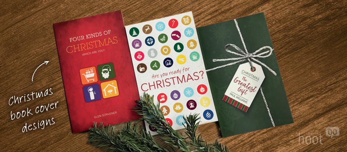 Christmas Book Cover Designs